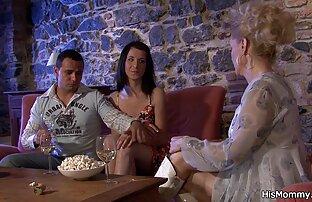 Ana foxxx sexo en español latino teniendo un trío con blancos